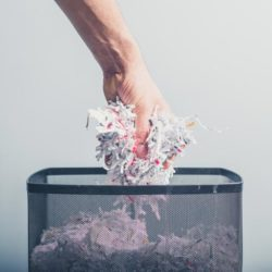 5 key advantages of outsourced paper shredding