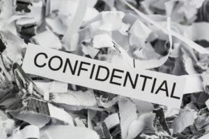 The Ins and Outs of Document Destruction